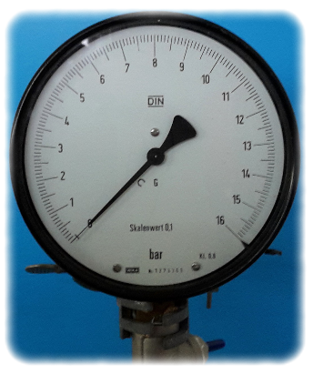 Manometer bis 16 bar